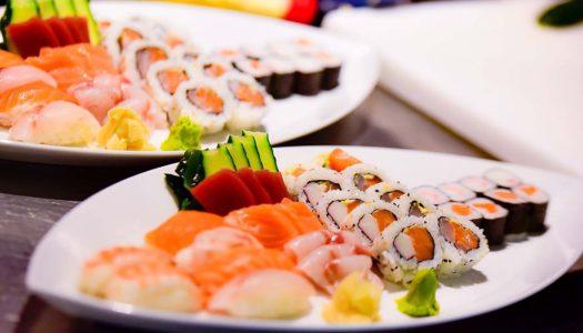 Mirai a Venezia: l'eleganza ed il gusto del sushi