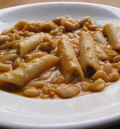 ricetta pasta fasioi
