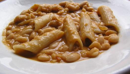 Ricetta pasta e fasioi: pasta e fagioli veneziana