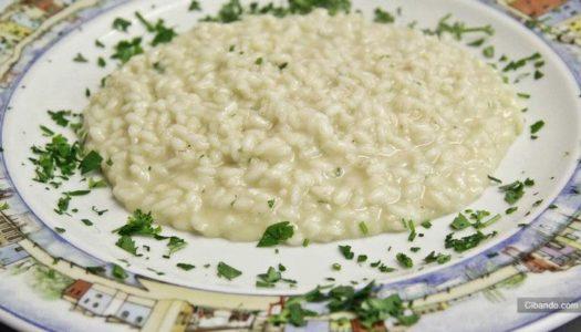 Risotto de go: ricetta veneziana tipica