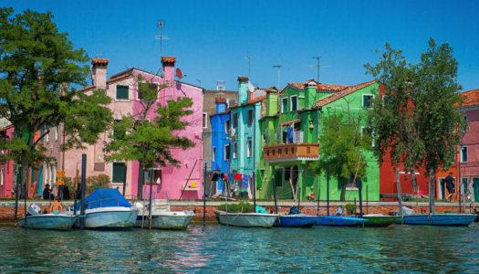 Venezia e isole: week-end nel gusto