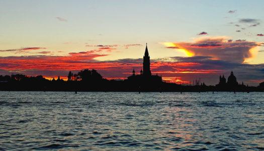 Aperitivo a Venezia su Instagram: 5 tramonti da ricordare