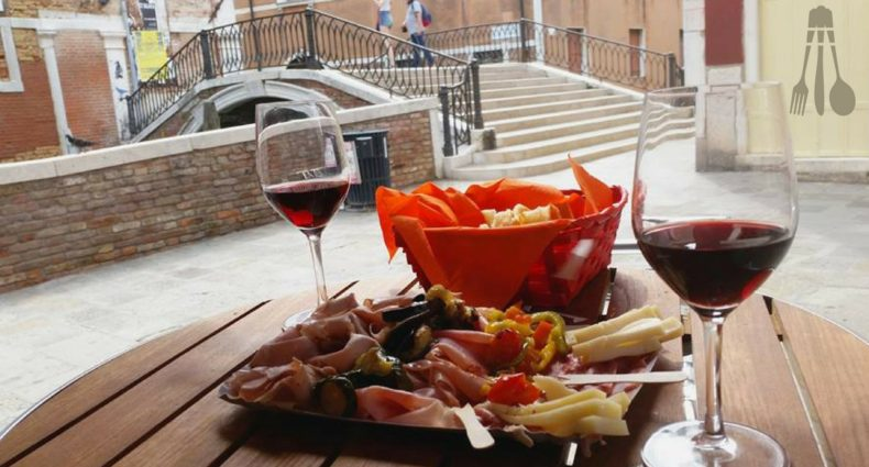 mangiare bene venezia