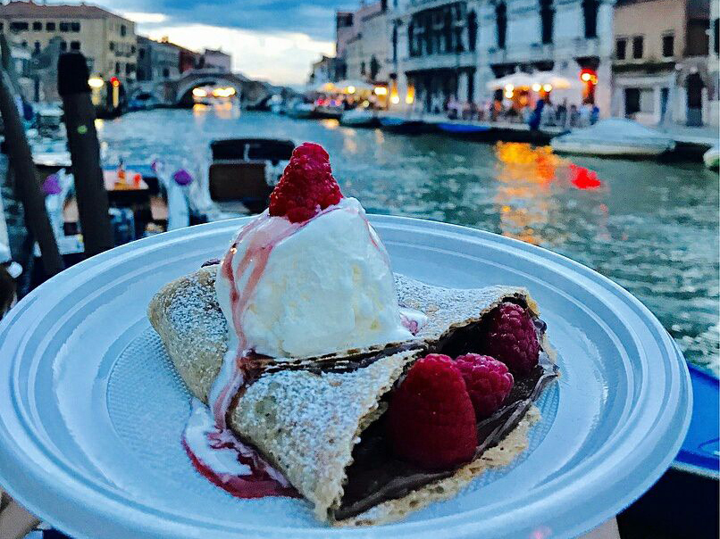 merenda a Venezia