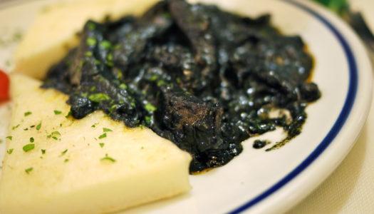 Sepe col nero: ricetta tipica veneziana