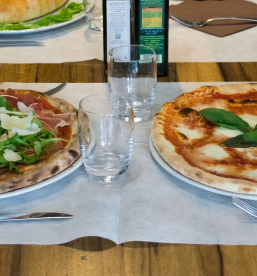 cinema e pizza