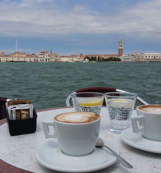 Colazione a Venezia