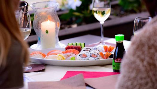 Sushi e cucina tradizionale: i due volti dell'Hotel Principe a Venezia