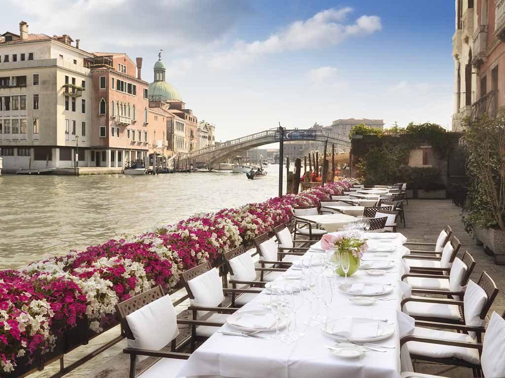 Sushi e cucina tradizionale i due volti dell 39 hotel for Terrazza panoramica venezia