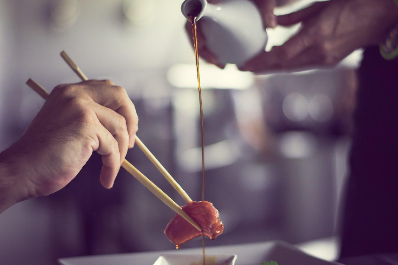 Sushi a Venezia