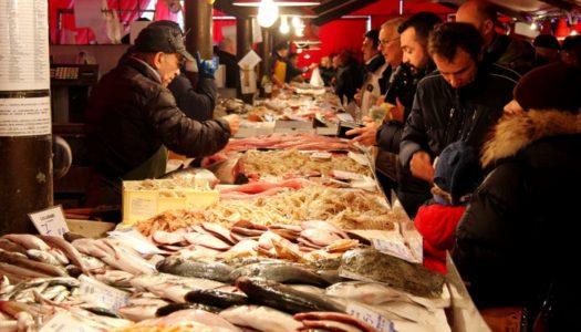 Broeto a la ciosota: zuppa di pesce