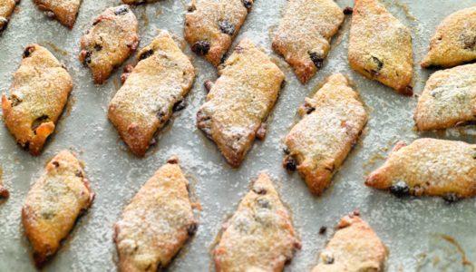 """""""Zaleti"""": ricetta dei biscottini rustici veneziani"""