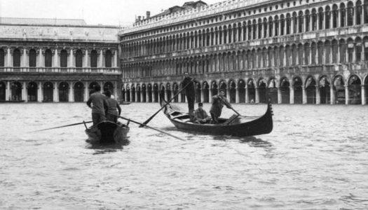 4 Novembre 1966: l'Aquagranda che mise in ginocchio Venezia
