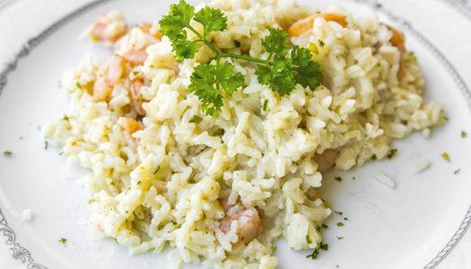 Risotto de canoce: ricetta veneziana tipica e buonissima