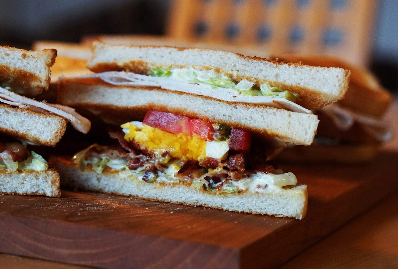 Club sandwich a Venezia