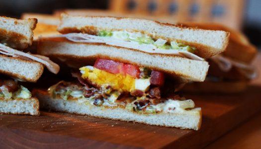 Club sandwich a Venezia: non solo semplici tramezzini