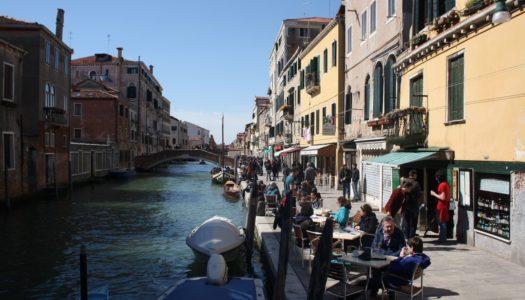 Mangiare bene a Venezia: sestiere di Cannaregio