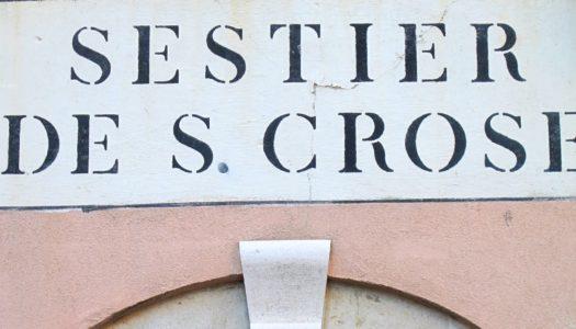 Mangiare bene a Venezia: sestiere di Santa Croce