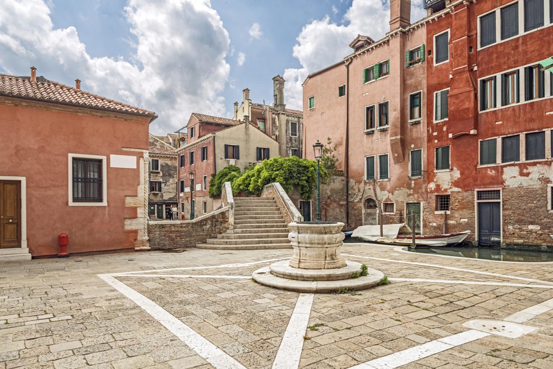 Pozzi a Venezia