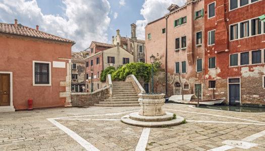 I pozzi a Venezia: l'ingegneria della Serenissima per l'acqua potabile