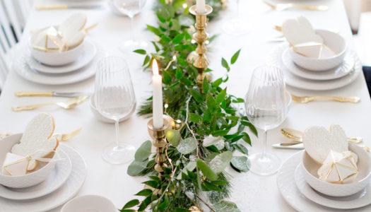 Pranzo di Natale: idee per la vostra tavola