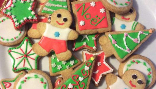 Ricette natalizie: biscotti decorati