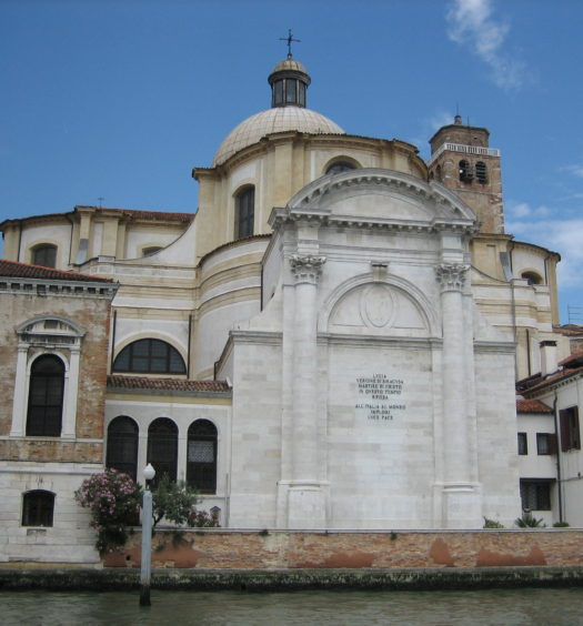 Santa Lucia a Venezia