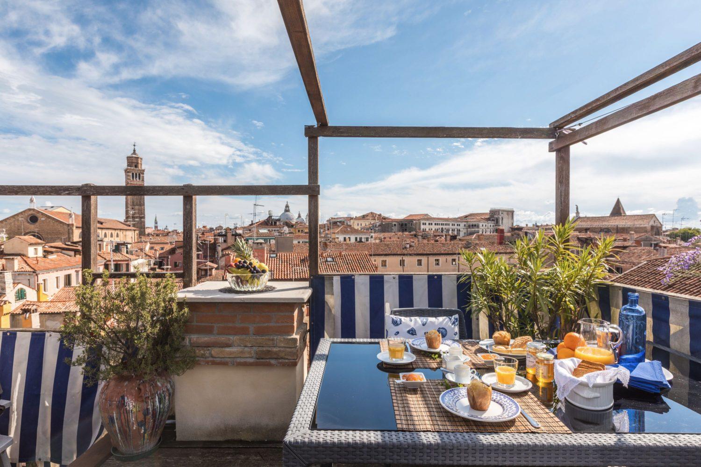Soggiornare a Venezia: colazione con vista - Mangiare Bene Venezia