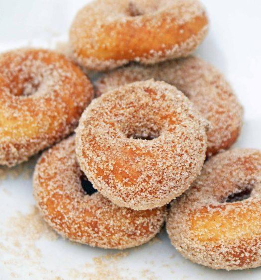 ciambelline zuccherate