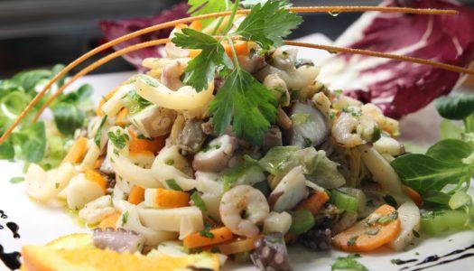 Ricetta dell' insalata di piovra