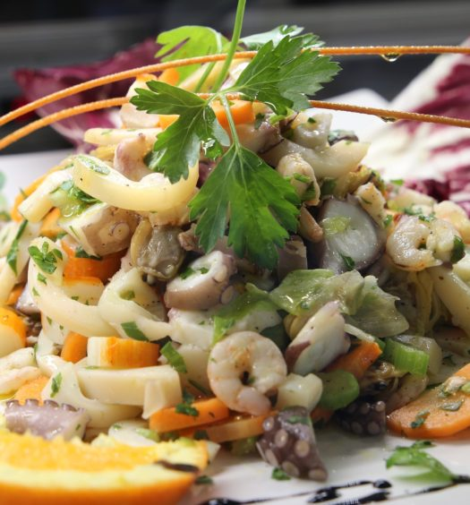 insalata di piovra