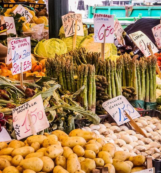 Frutta e verdura a Venezia