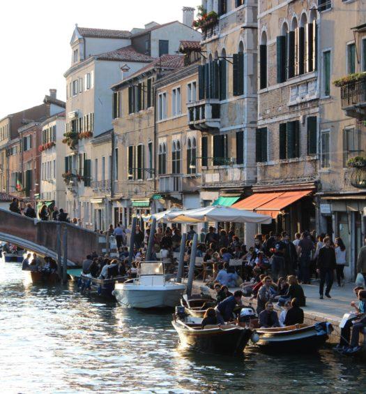 Pasquetta a Venezia