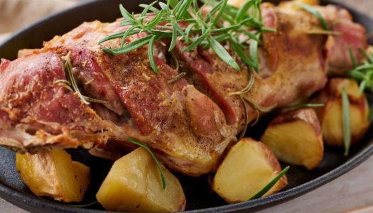 Agnello al forno: ricetta di Pasqua