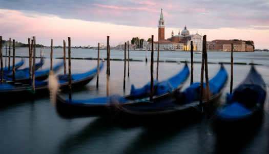 Giornata rilassante a Venezia