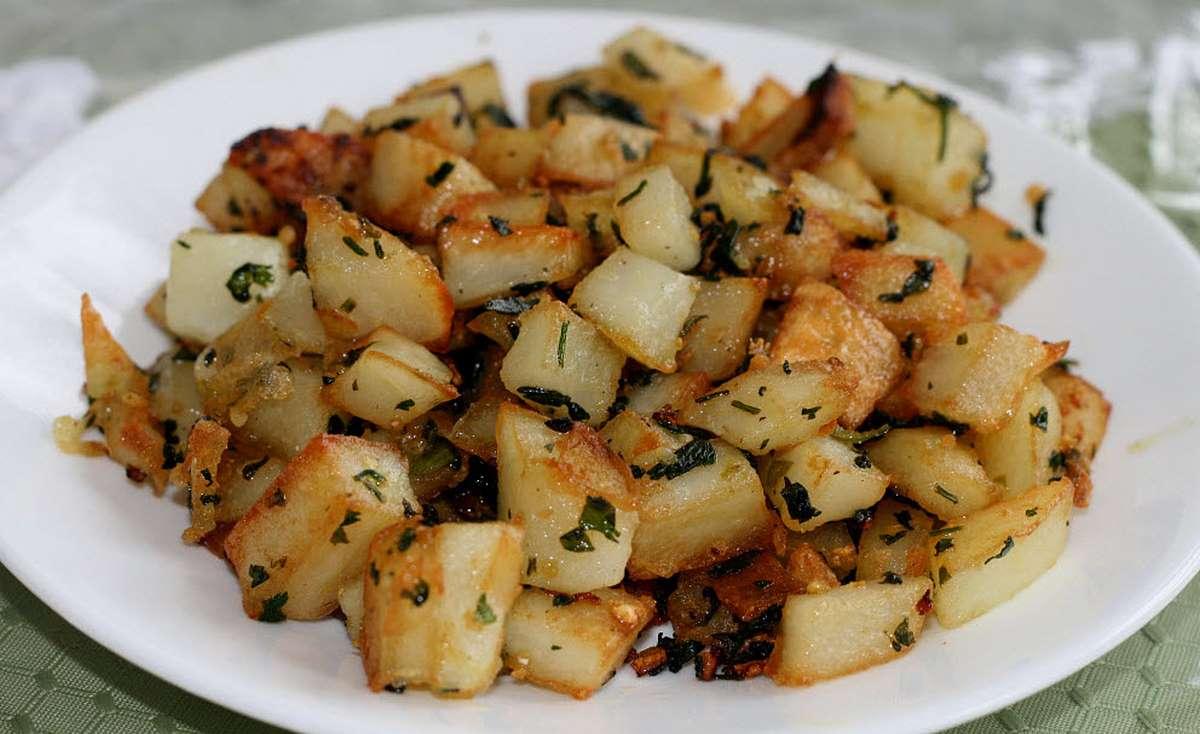 patate alla veneziana