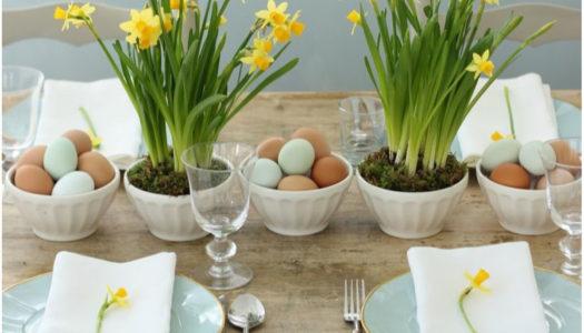 Tavola di Pasqua: idee e menù