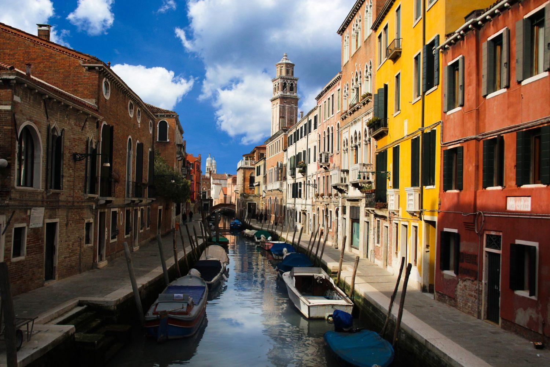 1 maggio a Venezia