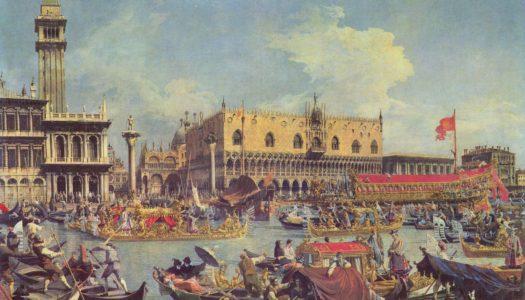 Festa della Sensa: la secolare storia d'amore tra Venezia e il mare