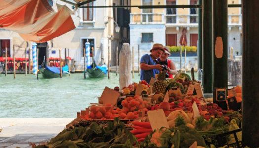 Venezia Maggio: cosa mangiare