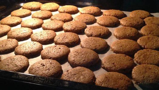 Pevarini: biscotti della tradizione