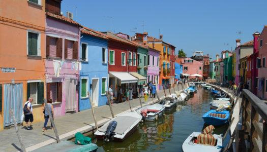 Gita in barca a Venezia: aperitivo e cena